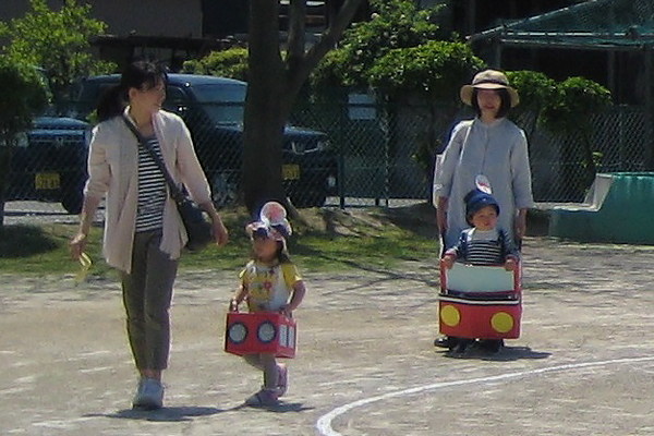 ぴよぴよ広場の活動